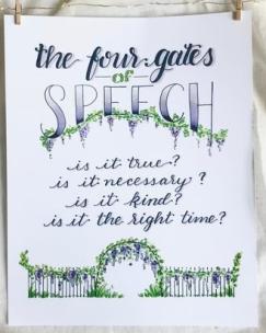 Gates of Speech