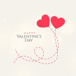 sweet-valentine-s-day-card-design-with-two-floating-hearts_1017-11736